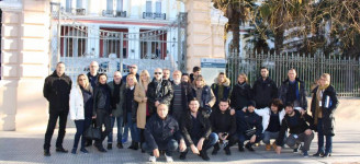 Commissariat for Refugees and Migration Delegation Conducts Study Visit to Greece